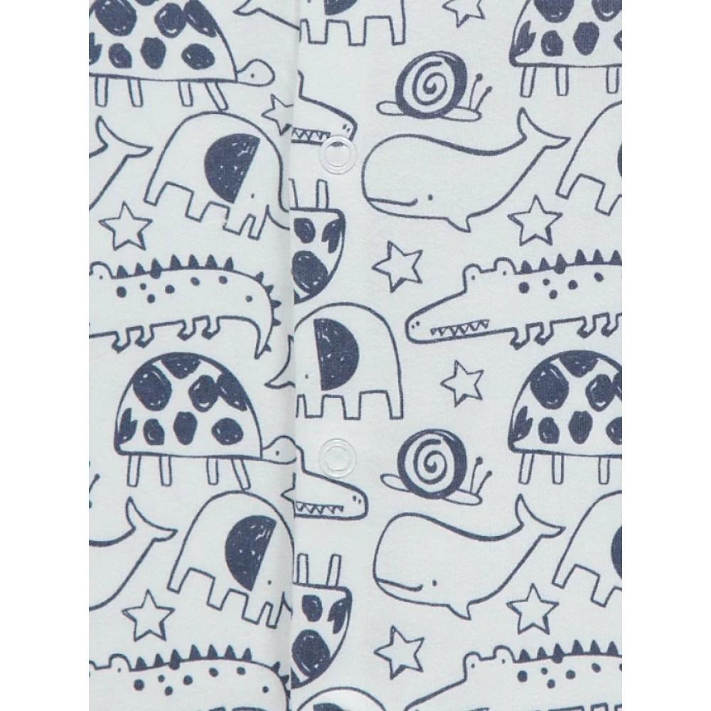 Купить Набор человечков George Navy Animal Print  (05239) в Украине