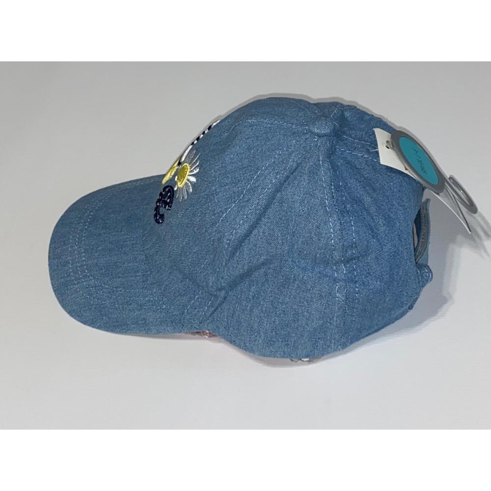 Купить Джинсовая кепка Matalan Love (05081) в Украине