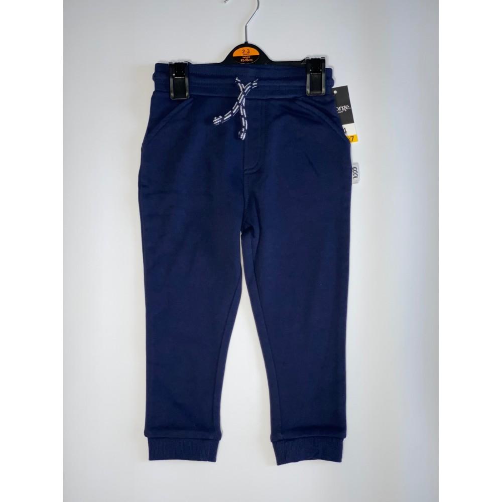 Купить Темно-синие спортивные штаны George (05094) в Украине