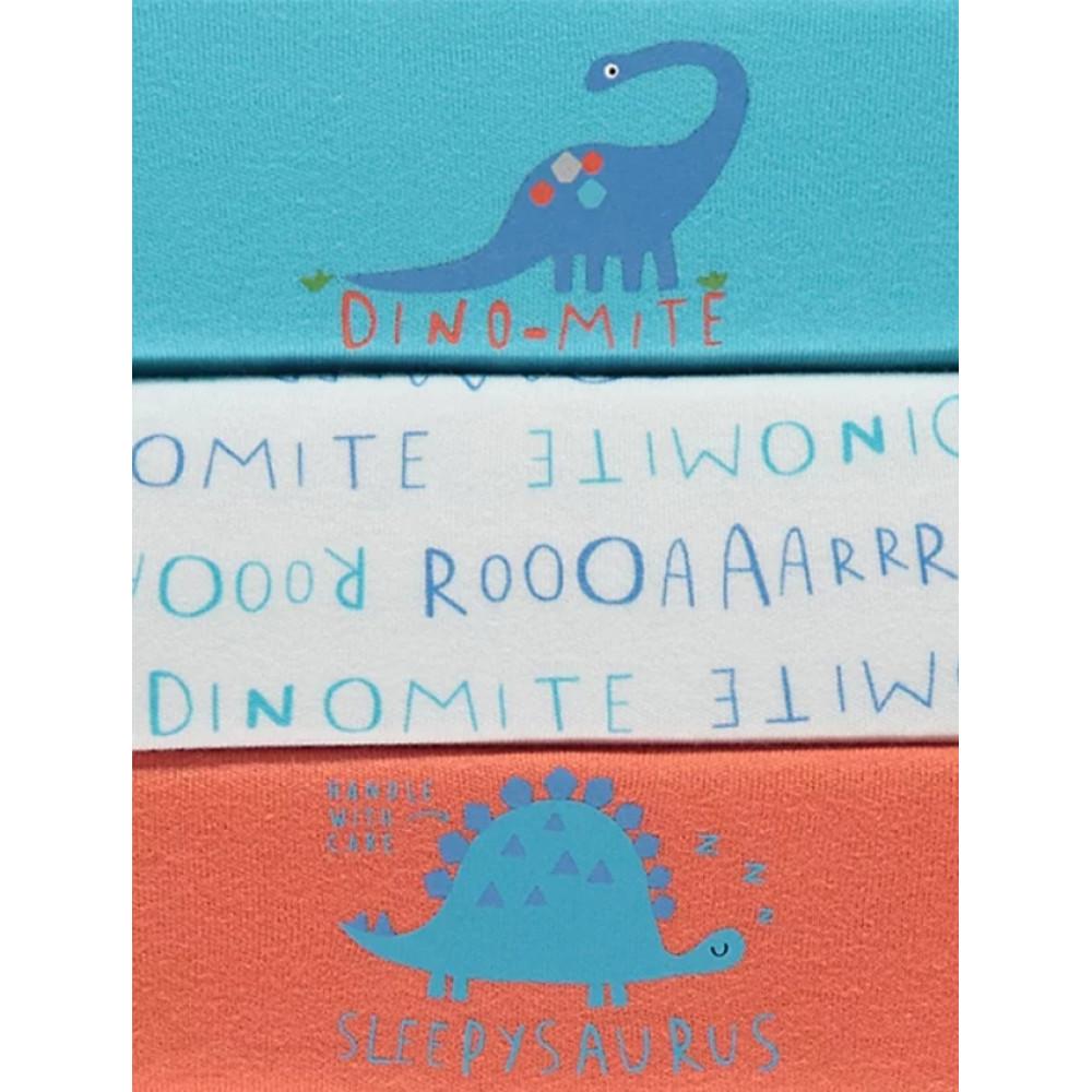 Купить Набор боди George Dinosaur (05211) в Украине