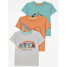 """Набор футболок George """"Disney Mickey Mouse and Friends"""" (05313)"""