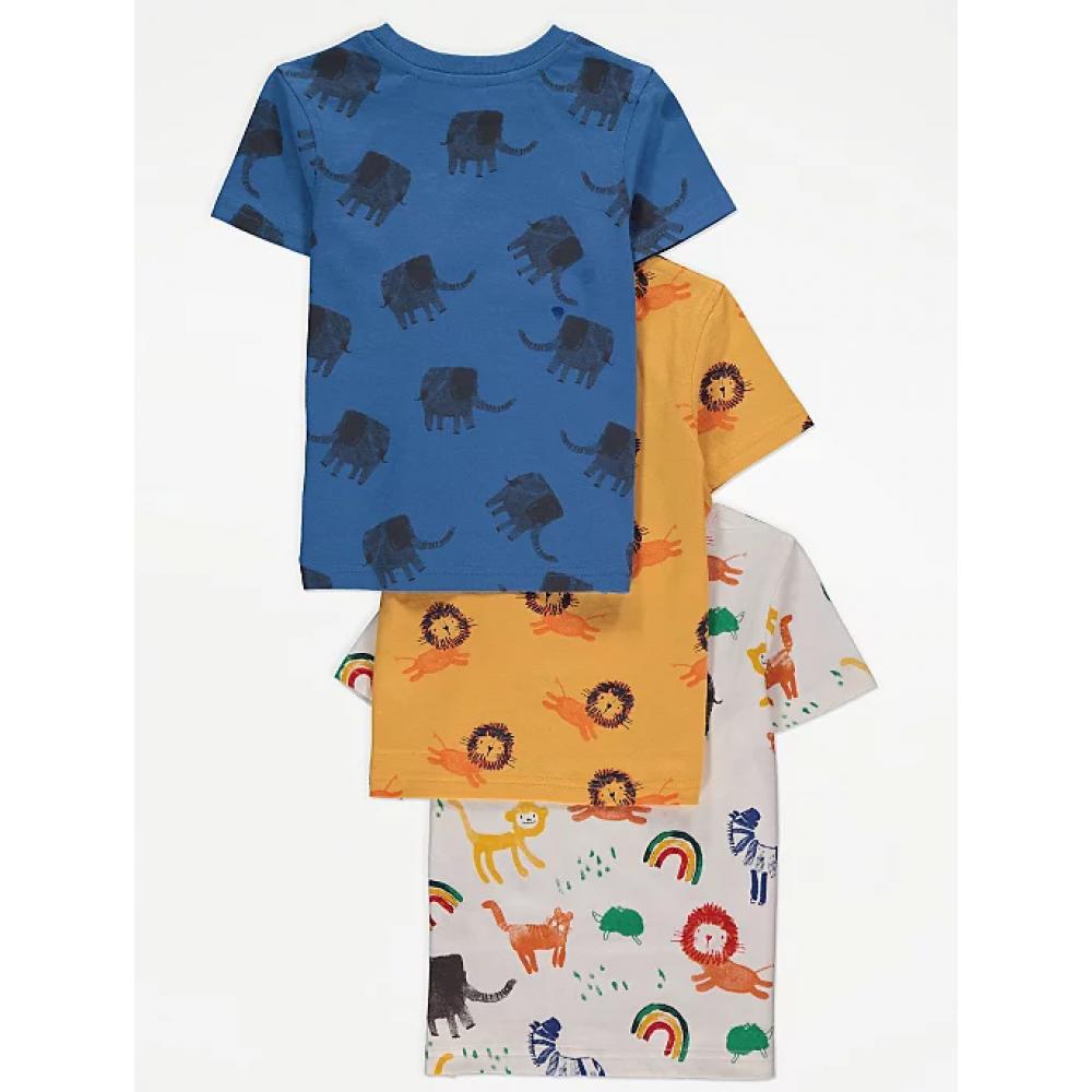 "Набор футболок George ""Safari Animal"" (05315)"