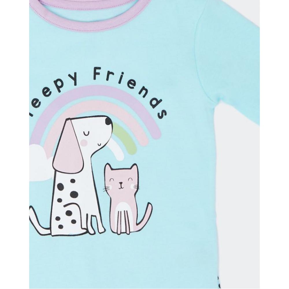 """Пижамы Dunnes """"Sleepy Friends"""" (05357)"""